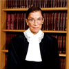 Ginsburg on Roe: Is it a signal she'd curb a decision on marriage?