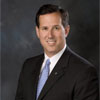 Santorum re-emerges with a sweep