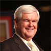 Gingrich one-ups Santorum at Iowa forum