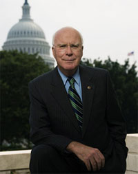 Leahy submits language to help bi-national same-sex couples
